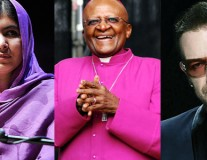 Malala, Desmond Tutu, Bono, Dbanj & others send stark warning to world leaders
